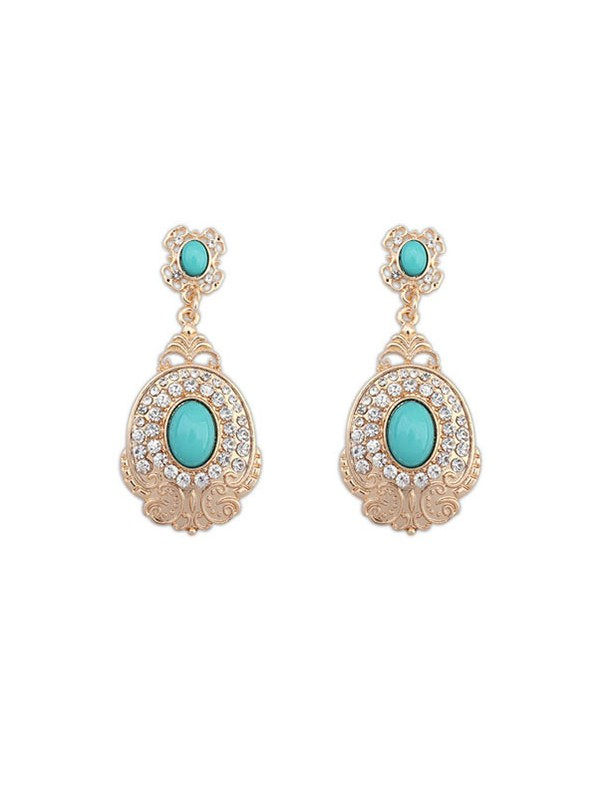 Occident Boutique Fashionable Simple Hot Sale Earrings