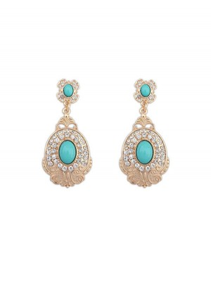 Occident Boutique Fashionable Simple Earrings