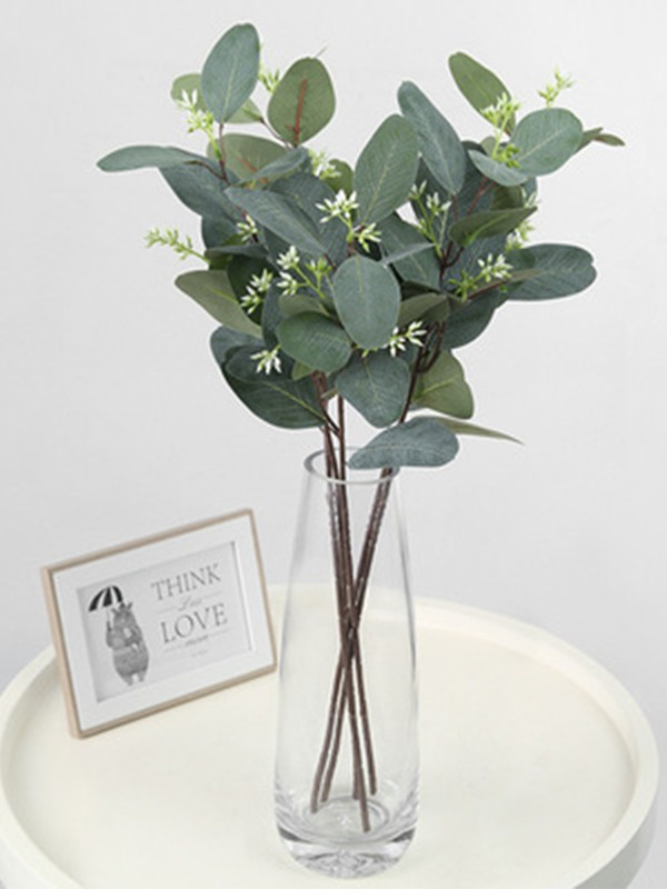 Delicate Artificial Flowers Decorations(3 Bunches)