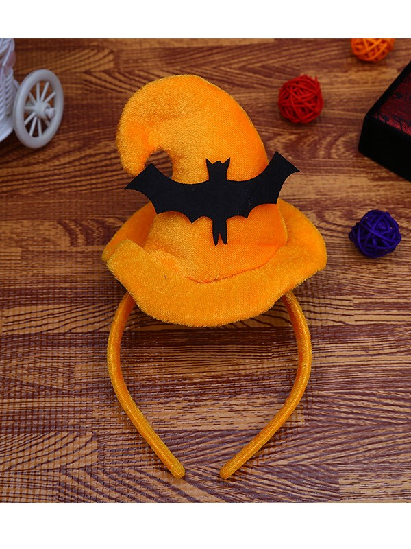 Halloween Awesome Plastic With Hat Headpieces