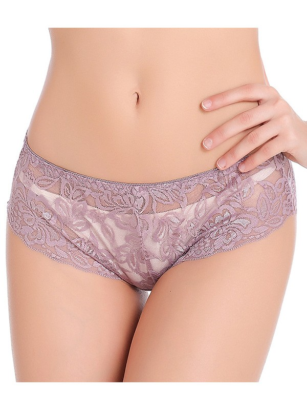 Sexy Breathable Lace Seamless Panties
