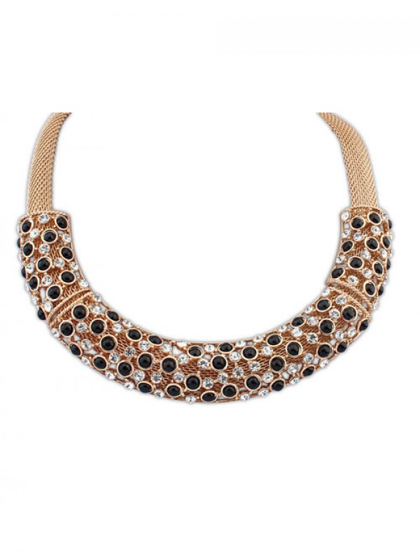 Occident Bohemia Flash drilling Necklace