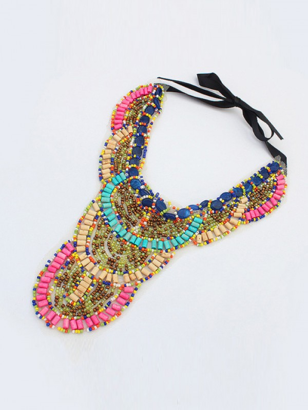 Occident Exotic Personality Retro Hot Sale Necklace-17