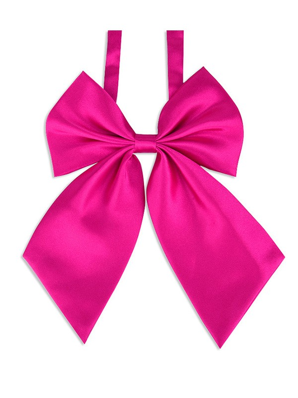 Fancy Polyester Bow Tie For Women