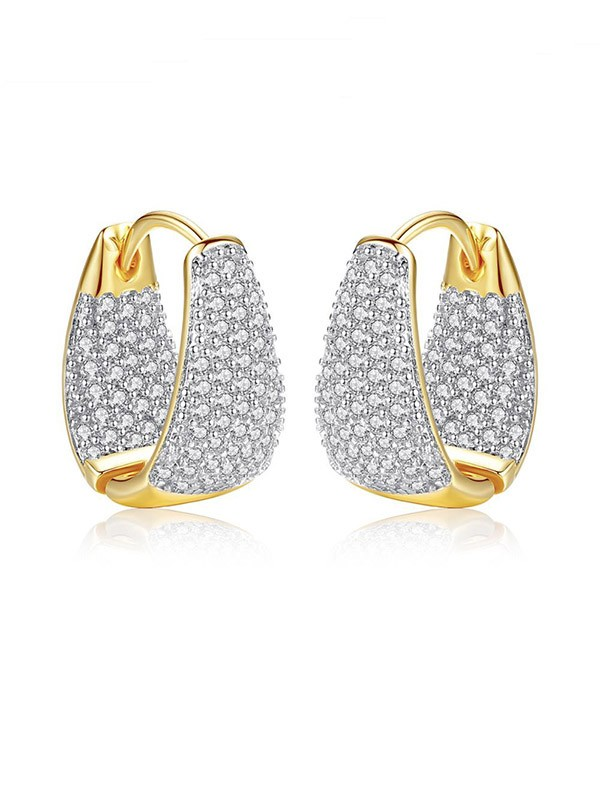 Pretty Cubic Zirconia Hot Sale Earrings