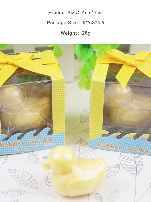 Wedding Gifts-Cute Duck Soaps(5 Pieces)
