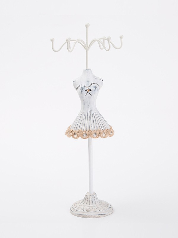 Wedding Gifts-Lovely Synthetic Resin Jewelry Racks