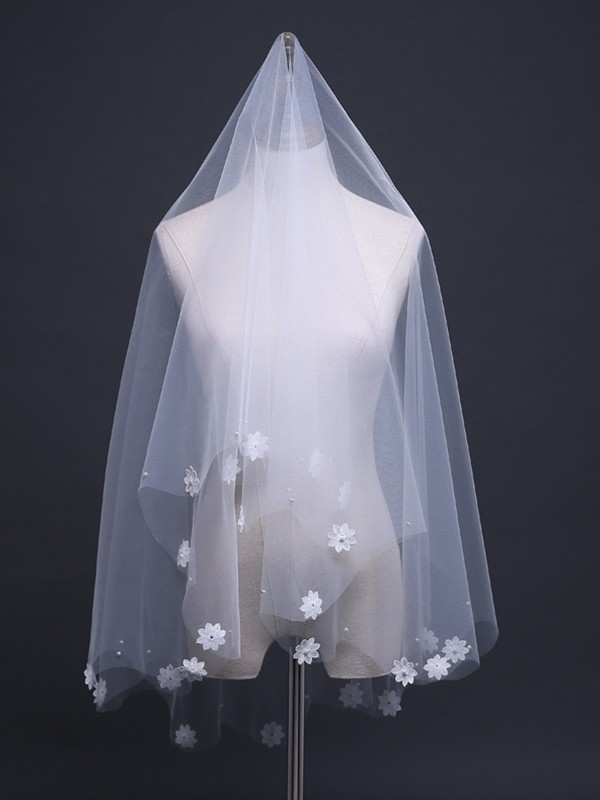 Pretty Tulle Wedding Veils