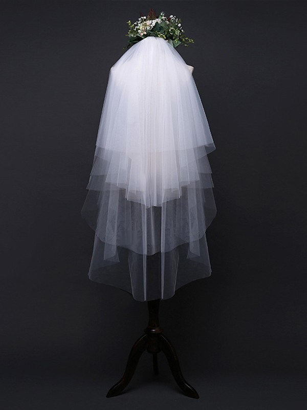 Unique Tulle Wedding Veils
