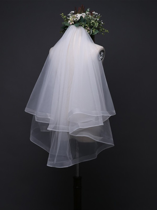 Fancy Tulle Wedding Veils